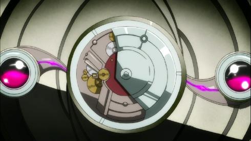 まどまぎ 時計