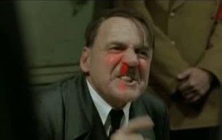 ヒトラー (5)鼻血