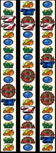 アステカ-太陽の紋章-リール
